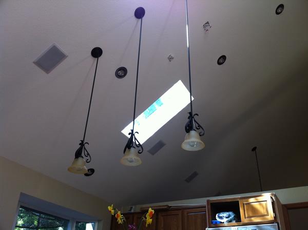 Kitchen Speakers InwallTech HD 650W
